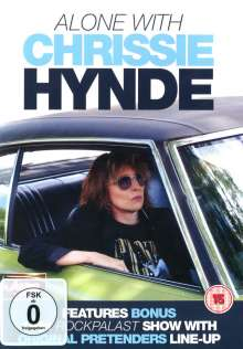 Chrissie Hynde: Alone With Chrissie Hynde, DVD