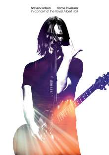 Steven Wilson: Home Invasion: In Concert At The Royal Albert Hall 2018, DVD