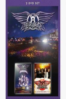 Aerosmith: Rocks Donington 2014 / Rock For The Rising Sun: Live In Japan 2011, 2 DVDs