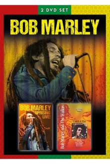 Bob Marley & The Wailers - Catch a Fire + Uprising Live  [2 DVDs], 2 DVDs