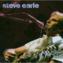 Steve Earle: Live At Montreux 2005, CD