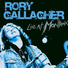 Rory Gallagher: Live At Montreux, CD