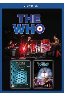 The Who: Sensation: The Story Of Tommy / Tommy: Live At The Royal Albert Hall 2017, 2 DVDs