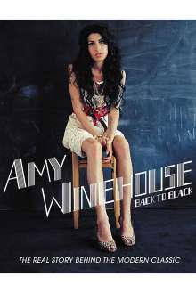 Amy Winehouse: Back To Black: The Real Story Behind The Modern Classic, DVD