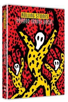 The Rolling Stones: Voodoo Lounge Uncut, DVD