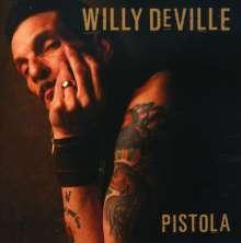 Willy DeVille: Pistola, CD