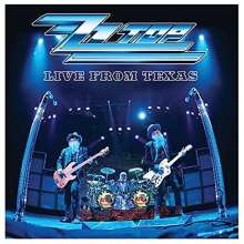 ZZ Top: Live From Texas, CD