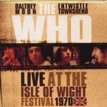 The Who: Live At The Isle Of Wight Festival 1970 (Re-Release), 2 CDs