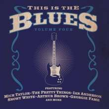 This Is The Blues Vol. 4, CD