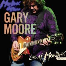 Gary Moore: Live At Montreux 2010, CD