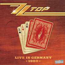 ZZ Top: Live In Germany 1980, CD