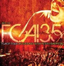Peter Frampton: FCA! 35 Tour: An Evening With Peter Frampton, 3 CDs