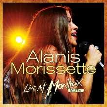Alanis Morissette: Live At Montreux 2012, CD