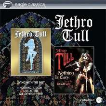 Jethro Tull: Living With The Past / Nothing Is Easy-Live, 2 CDs