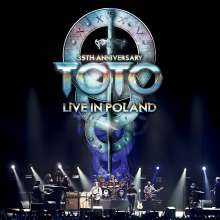 Toto: 35th Anniversary Tour: Live In Poland 2013, 2 CDs