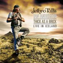Jethro Tull's Ian Anderson: Thick As A Brick: Live In Iceland, 2 CDs