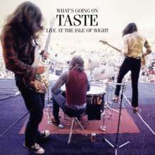 Taste: What's Going On: Live At The Isle Of Wight 1970, CD