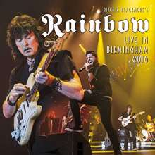 Rainbow: Live In Birmingham 2016, 2 CDs