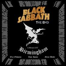 Black Sabbath: The End: Live In Birmingham (Explicit), 2 CDs
