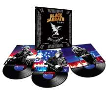 Black Sabbath: The End: Live In Birmingham (180g) (Limited-Edition), 3 LPs