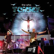 The Who: Tommy: Live At The Royal Albert Hall 2017, 2 CDs