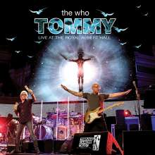 The Who: Tommy: Live At The Royal Albert Hall 2017 (Limited-Edition), 3 LPs