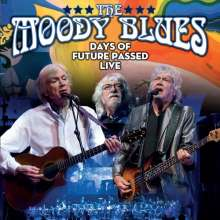 The Moody Blues: Days Of Future Passed - Live, 2 CDs