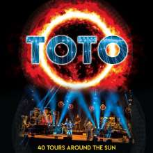 Toto: 40 Tours Around The Sun (180g) (Limited-Edition) (Opaque Orange Vinyl), 3 LPs