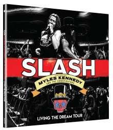 Slash: Living The Dream Tour (180g), 3 LPs