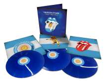 The Rolling Stones: Bridges To Buenos Aires (Limited Edition) (Translucent Blue Vinyl), 3 LPs