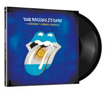 The Rolling Stones: Bridges To Buenos Aires, 3 LPs
