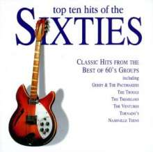 Top 10 Hits Of The Sixt, CD
