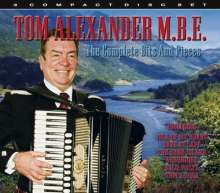 Tom Alexander: The Complete Bits And Pieces, 3 CDs