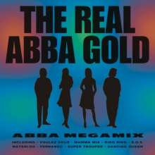 The Real Abba Gold: Abba Megamix, CD