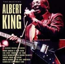 Albert King: THE MASTERS, CD
