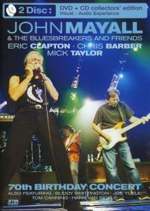 John Mayall 70th Birthday Concert DVD