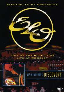 Electric Light Orchestra: Live At Wembley Also Includes Discovery - 'Out Of Blue'-Tour, DVD