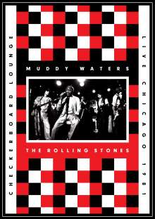 Muddy Waters & The Rolling Stones: Live At The Checkerboard Lounge Chicago 1981 (DVD + CD), 1 DVD und 1 CD