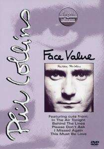 Phil Collins: Face Value, DVD