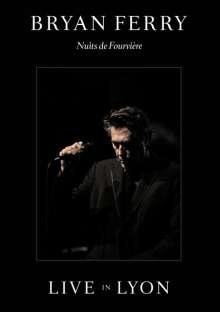 Bryan Ferry: Nuits De Fourvière: Live In Lyon 2011 (Deluxe-Edition), 2 DVDs