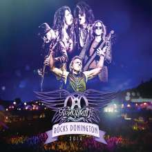 Aerosmith: Rocks Donington 2014 (180g), 3 LPs