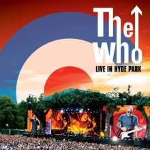 The Who: Live In Hyde Park (180g) (Limited Edition), 3 LPs und 1 DVD