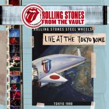 The Rolling Stones: From The Vault: Live At The Tokyo Dome 1990 (180g), 4 LPs und 1 DVD