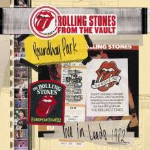 The Rolling Stones: From The Vault: Live in Leeds 1982 (180g), 3 LPs