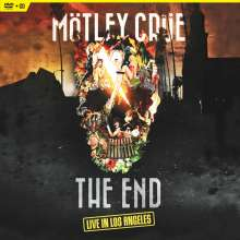 Mötley Crüe: The End - Live In Los Angeles 2015 (Limited Edition), 2 LPs