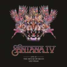 Santana: Live At The House Of Blues, Las Vegas (180g), 3 LPs