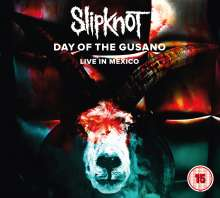 Slipknot: Day Of The Gusano: Live In Mexico 2015 (Limited-Edition), 3 LPs und 1 DVD