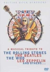 British Rock Symphony (Burdon / Cooper / Daltrey / Rodgers u. a.): British Rock Symphony, DVD