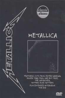Metallica: Metallica (Classic Albums), DVD