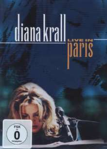 Diana Krall (geb. 1964): Live In Paris 2001, DVD